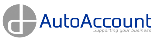 AutoAccount - Digitalised bookkeeper Logo