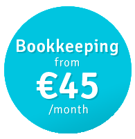 Bookkeeping from €45 per month
